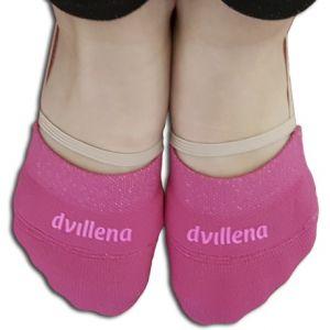 ťapkdy DVILLENA ponožkové fuchsia