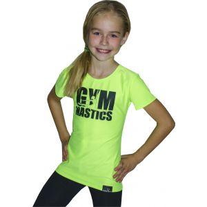Tričko MERINO neon zelené