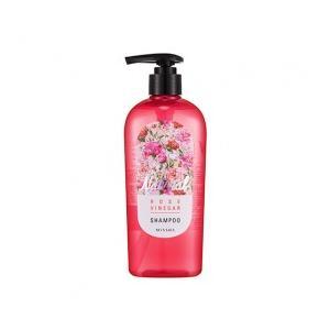 MISSHA Natural Rose Vinegar Shampoo - vlasový šampón s vůní růže