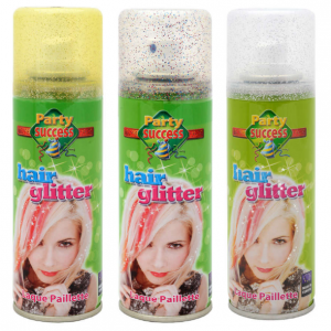 PARTY SUCCES Hair Glitter 125 ml